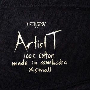 J. Crew Tops - J. Crew long sleeve tee